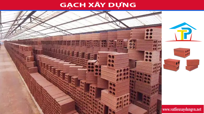 Gạch xây dựng