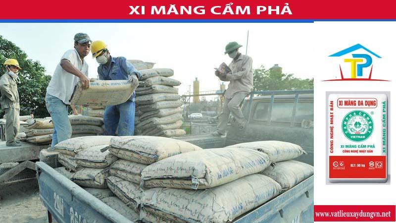 Xi măng cẩm phả