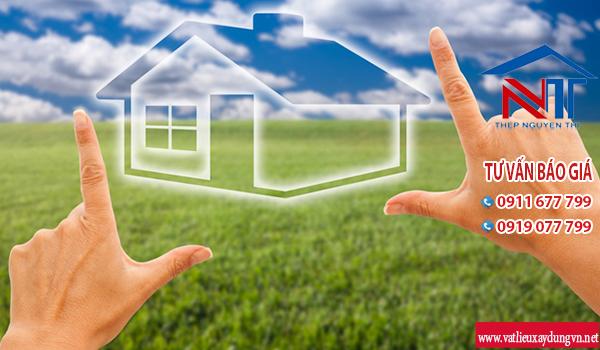 Cách chọn vật liệu thô để có được ngôi nhà bền vững