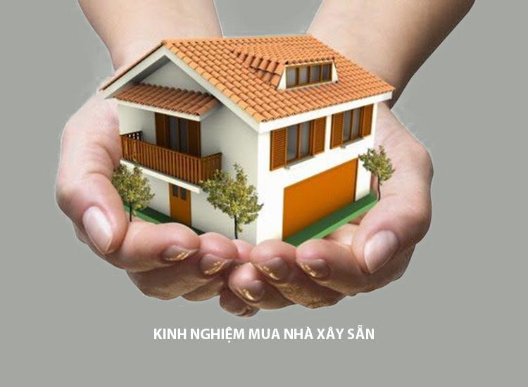 Kinh nghiệm mua nhà xây sẵn không thể bỏ qua