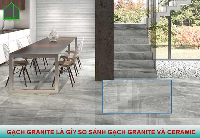 Gạch granite là gì?