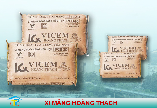 Xi măng Hoàng Thạch