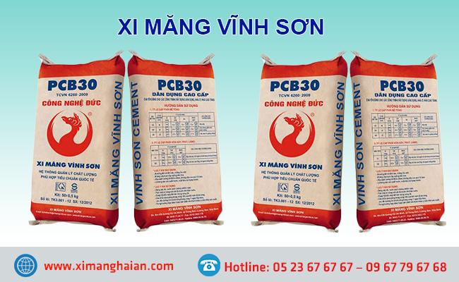 Xi măng Vĩnh Sơn